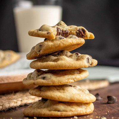 Nestle Toll House Chocolate Chip Cookie-10