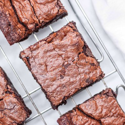 WEB Fudgy Brownies From Scratch Poto-4